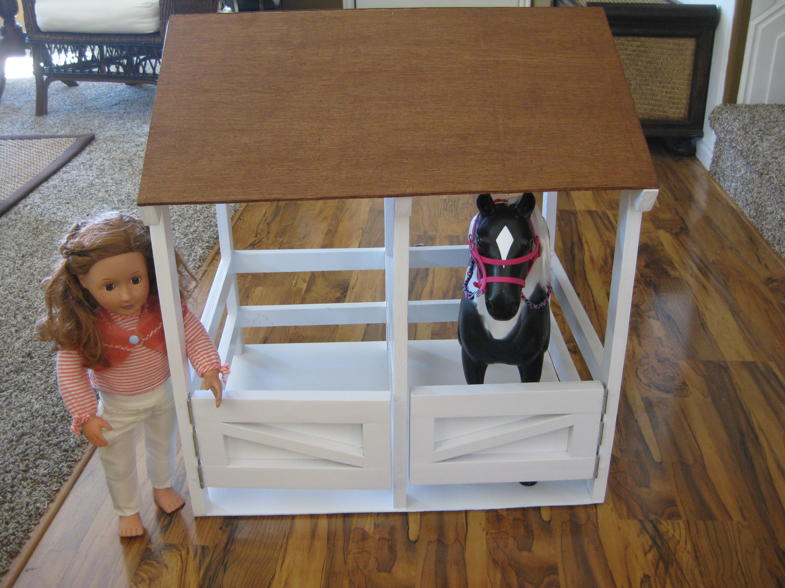 tda decorating and design building american doll accessories