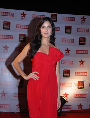 katrina kaif 17th annual star screen awards pics