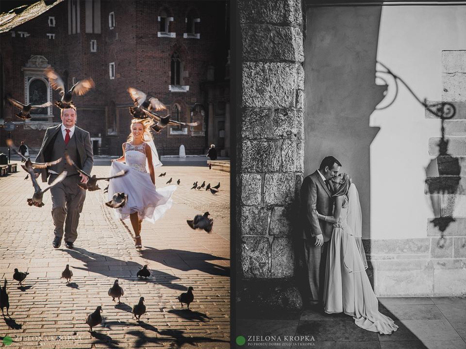sesja-ślubna-plenerowa-rynek-główny-kraków