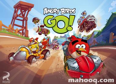 Angry Birds Go APK / APP Download,憤怒鳥賽車APK 下載(瑪莉歐賽車),Android APP