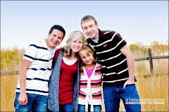 The Kids: Nick, Kenzie, Sydney, and Alex