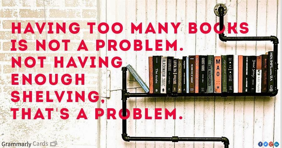 Vikten av att ha en bokhylla