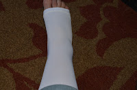 AT Surgical Mid Calf Compression Sleeve 2
