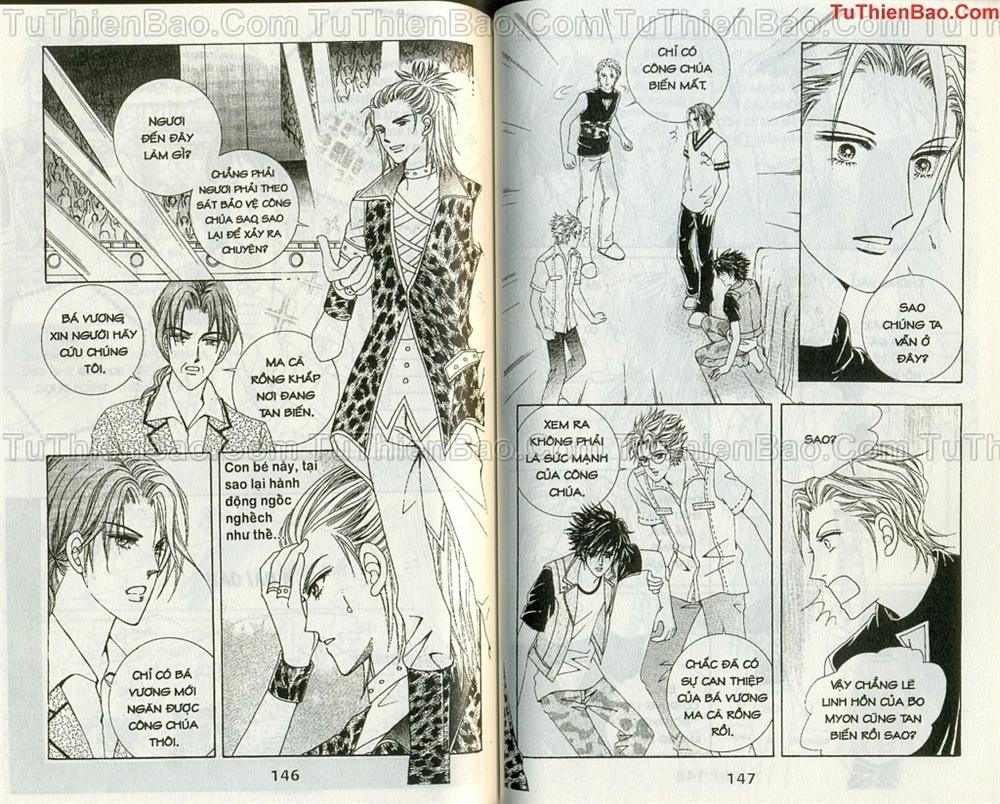 Ma cà rồng hộ mệnh Chapter 10 - Trang 70