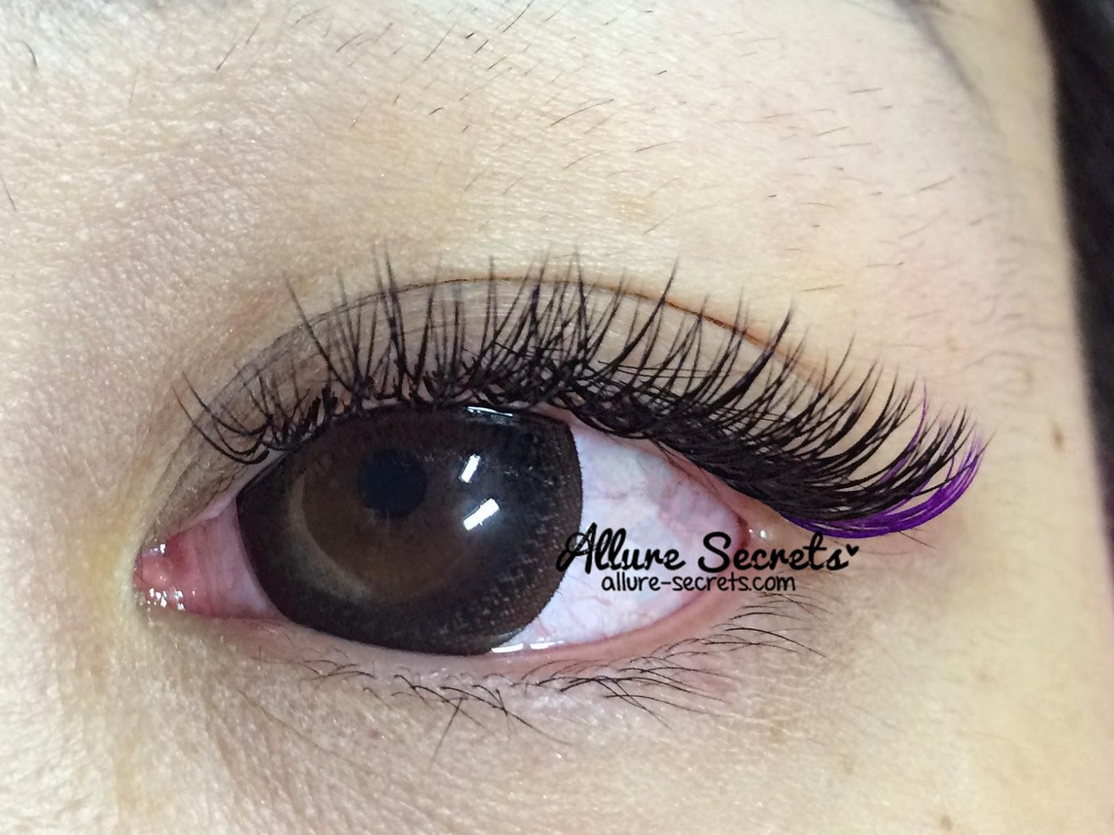 Allure Secrets - Professional Eyelash Extension in Singapore