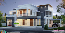 Contemporary House Elevation Plans