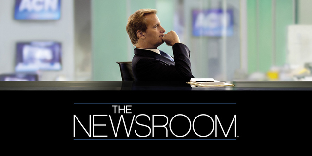 Crítica de The Newsroom, la serie de periodistas