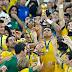 Brazil hands Spain a football lesson
