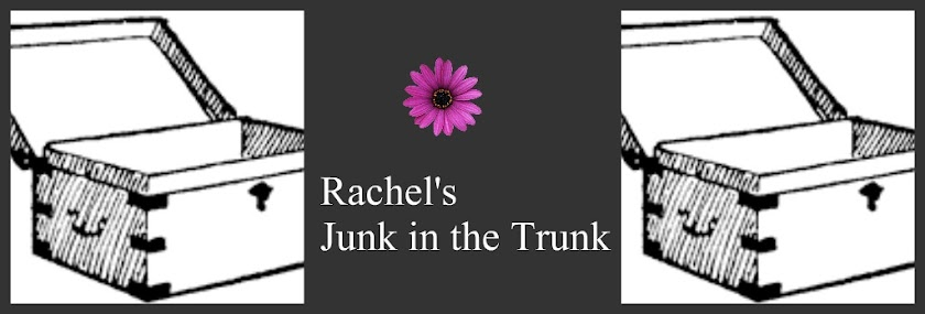 Rachel&#39;s Junk in the Trunk