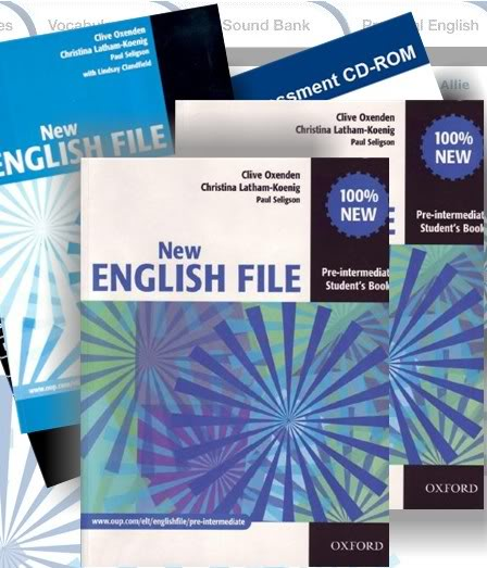 Oxford English File Pre Intermediate Скачать