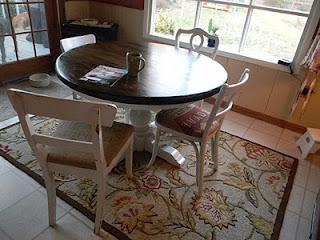 Decoro sin decoro restaurar una mesa de comedor for Como restaurar una mesa de madera