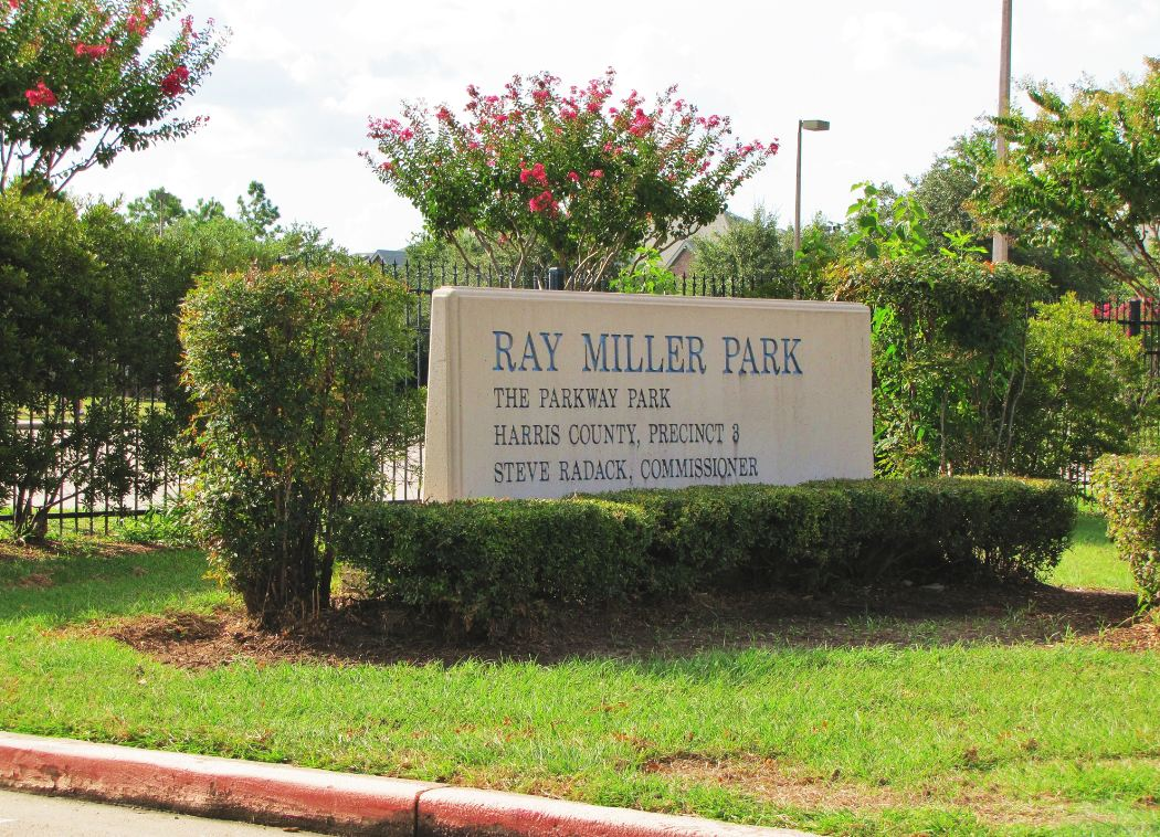 H-Town-West Photo Blog: Ray Miller Park offers playground