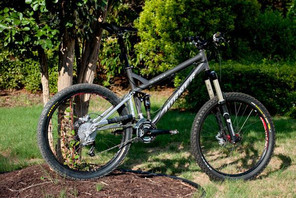 Sepeda Trail Bike 2011