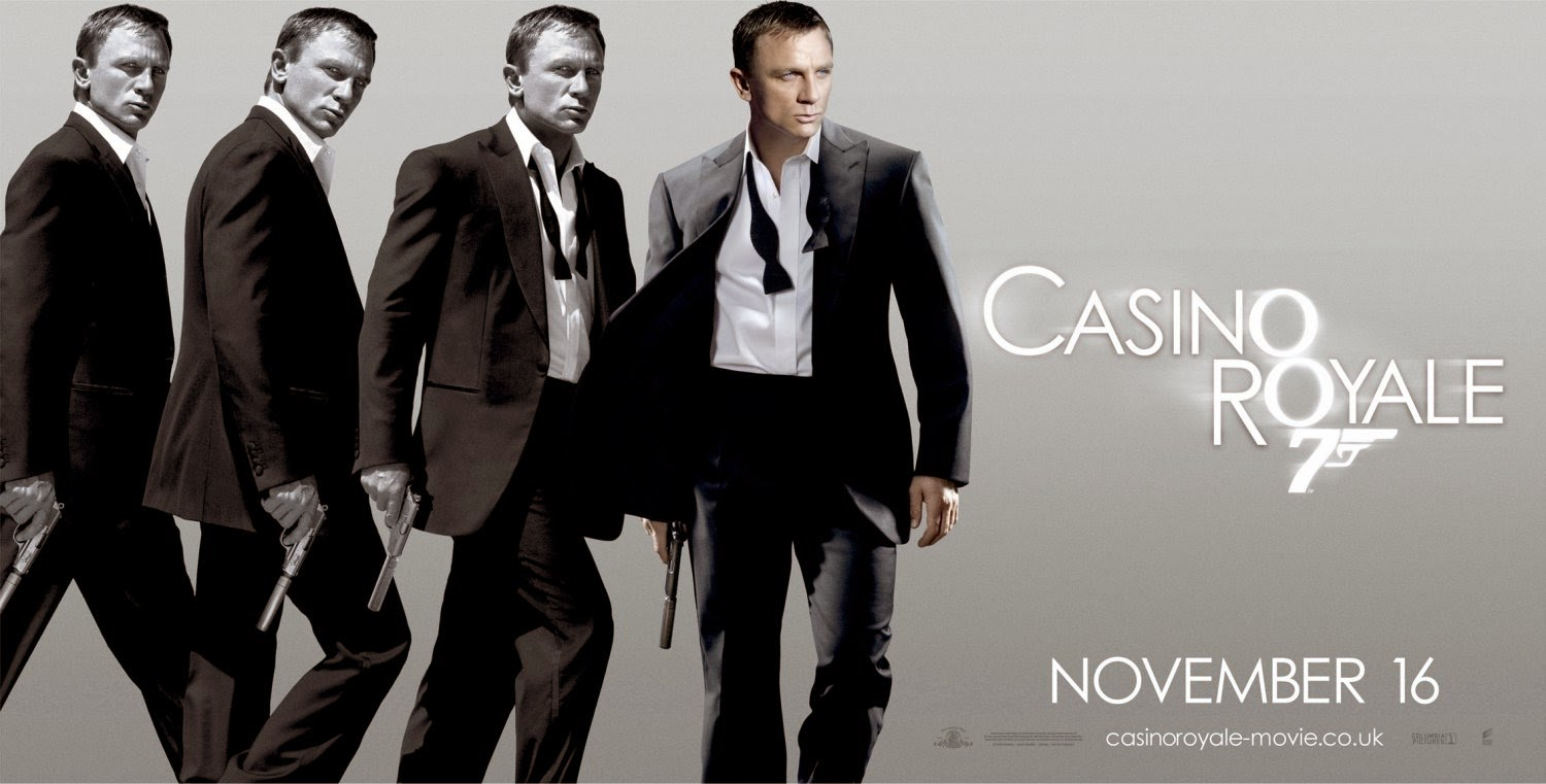 Do you know my name casino royale