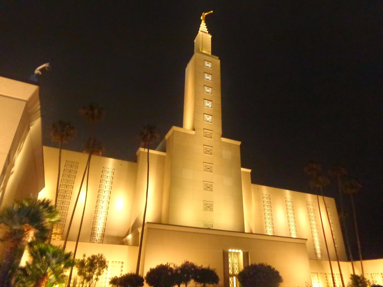 LA Temple
