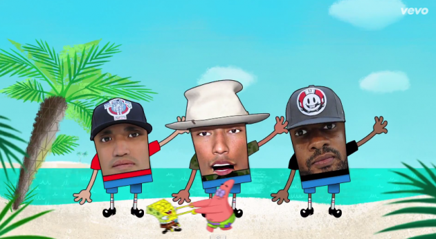 Video: N.E.R.D. – Squeeze Me