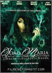 João e Maria A Bruxa da Floresta Negra Torrent Dual Audio