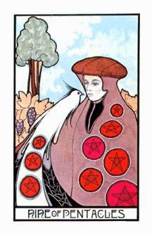 Tarot  Card for September