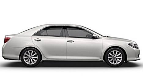 2016 Toyota Aurion Presara Redesign