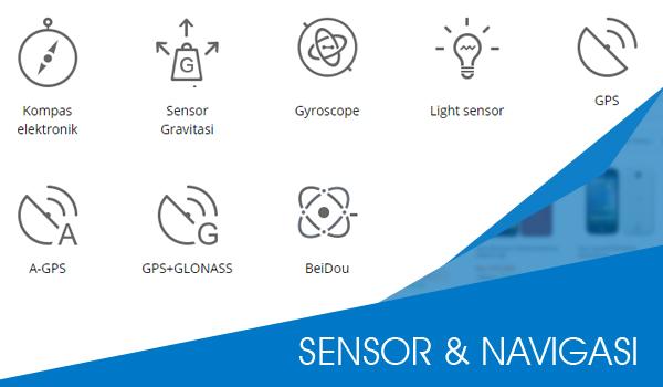 Sensor dan Navigasi