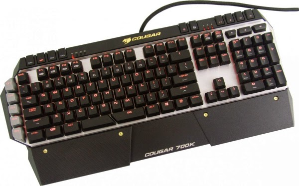 Cougar 700K Mechanical Gaming Keyboard