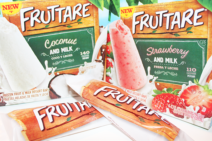 fruttare strawberry and milk bars