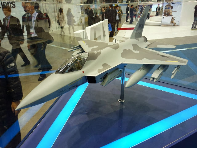KF-X fighter jet
