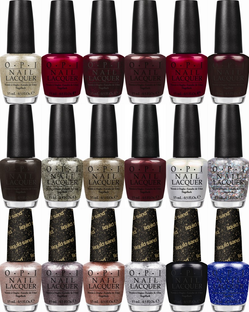 Mariah Carey OPI Holiday Nail Lacquers - with swatches! | Beauty ...
