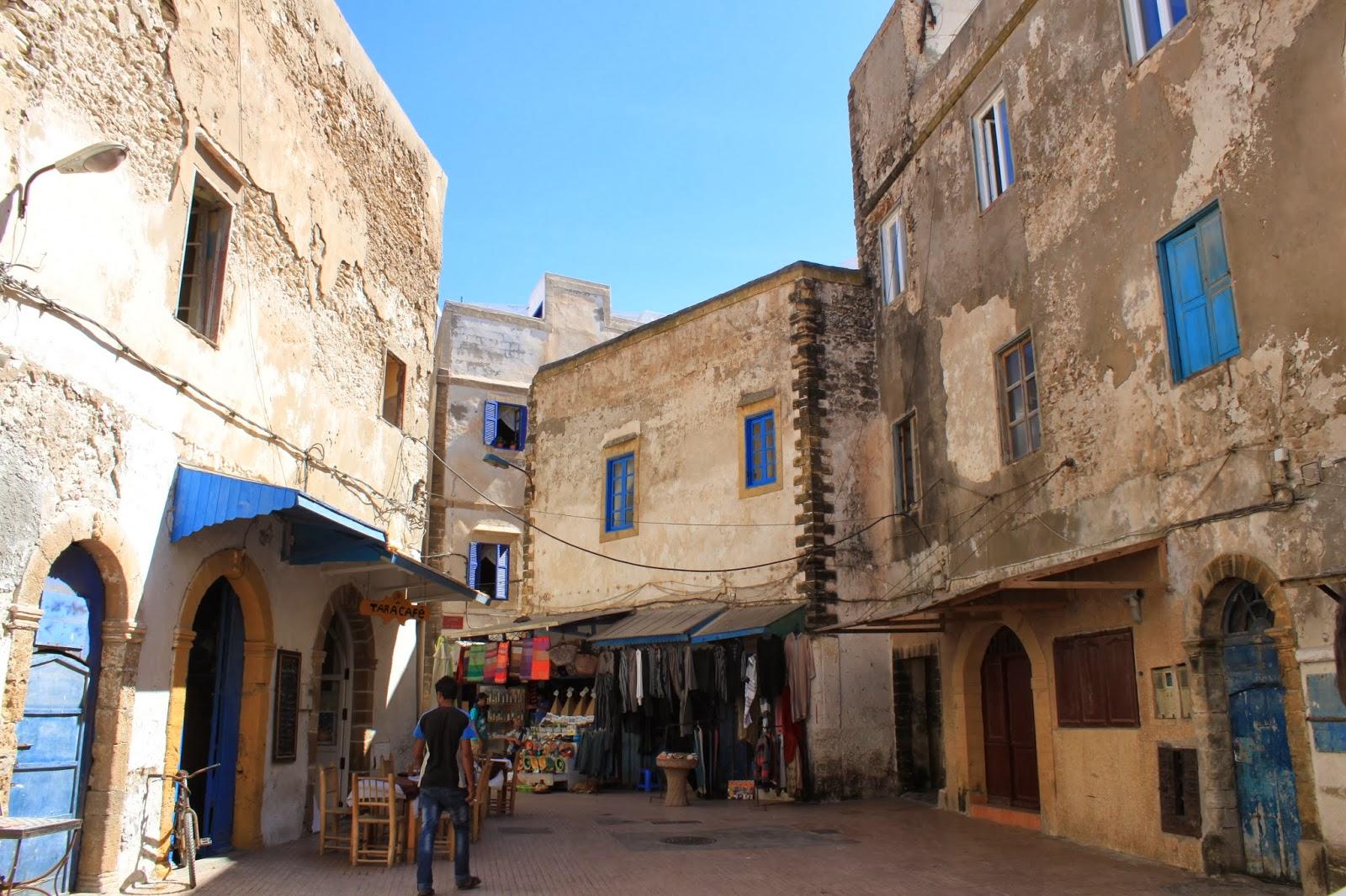 wat verdient iemand in marokko