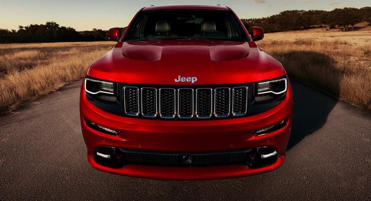 Jeep Grand Cherokee - Magazine cover