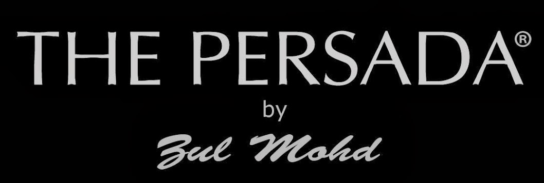 THE PERSADA by Zul Mohd
