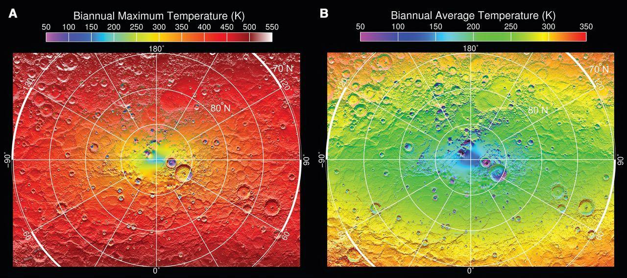 polar ice deposits on mercury xray machines blog articles