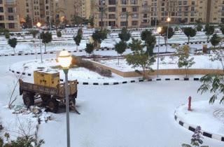 Gambar Salji yang Badass di Mesir 27 Gambar