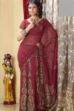 Bridal-Saree-Style