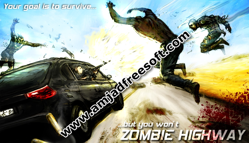 Zombie highway mod apk v1 6 unlock all items