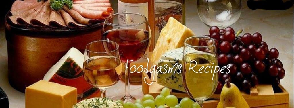 foodgasms recipes