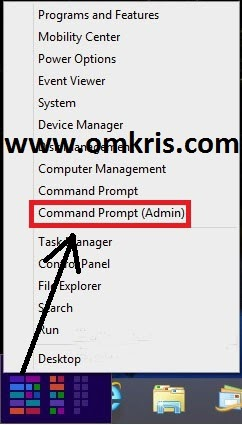 Cara Buka Elevated Command Promt (CMD) Run Administrator