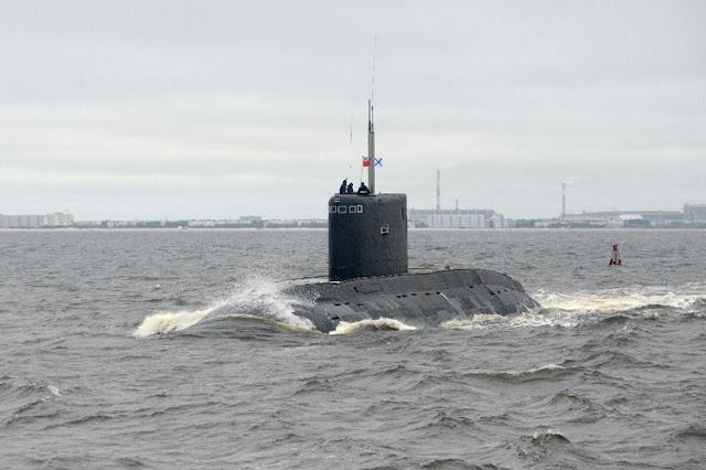 Project 877 (Kilo) class SSK