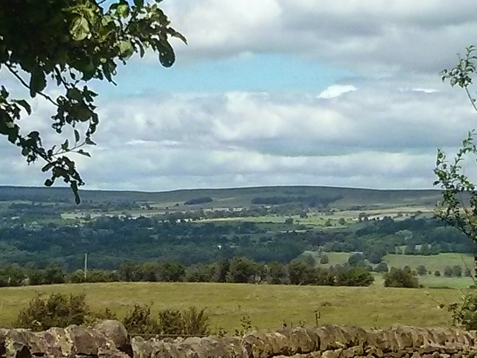 A view in Yorkshire