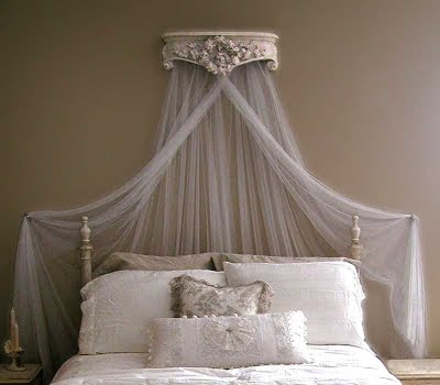 boiserie & c.: nuove camere da letto: ispirate ai sogni - Camera Da Letto Con Baldacchino