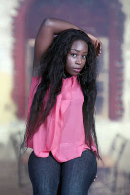 Model and Actress Matilda Alagoa Interview on U-Will Celebrities' Gossip (UwillCgossip)