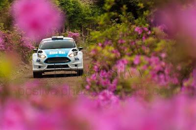 ERC Sata Rallye Açores 2015