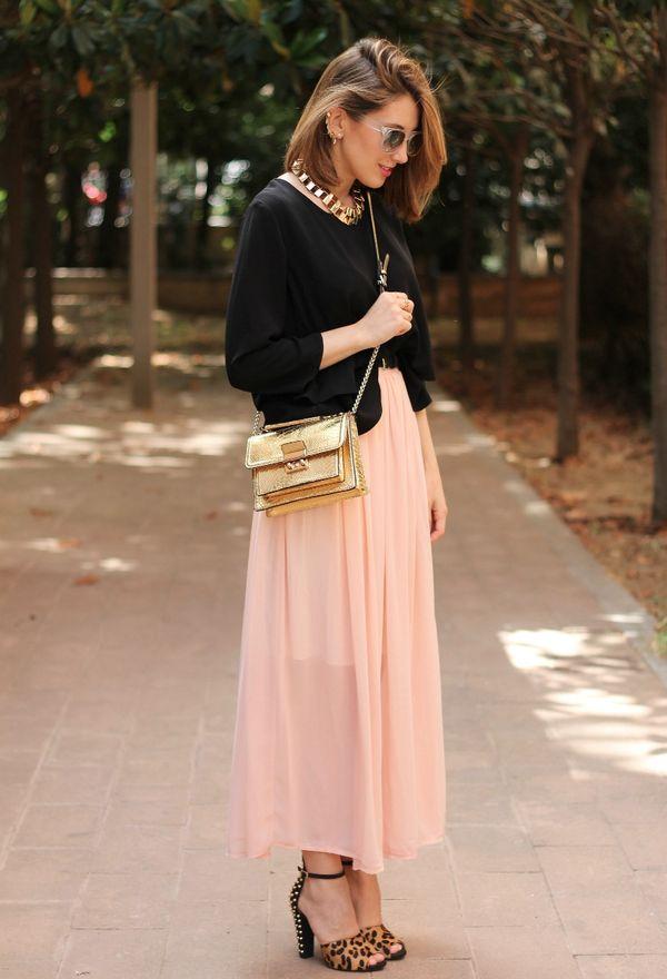 Outfits con Faldas y Vestidos