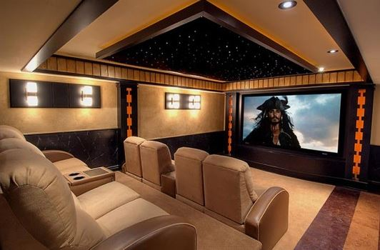 Ordinaire Home Movie Theater