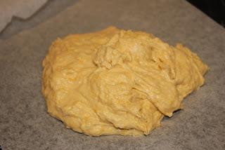 Bánh donut bí đỏ 2