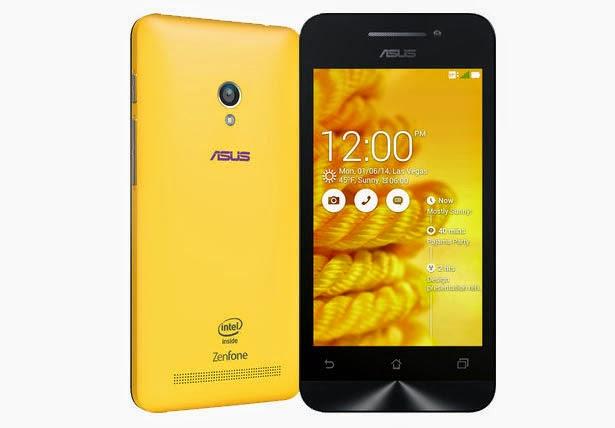 Review Dan Harga Asus Zenfone 4S