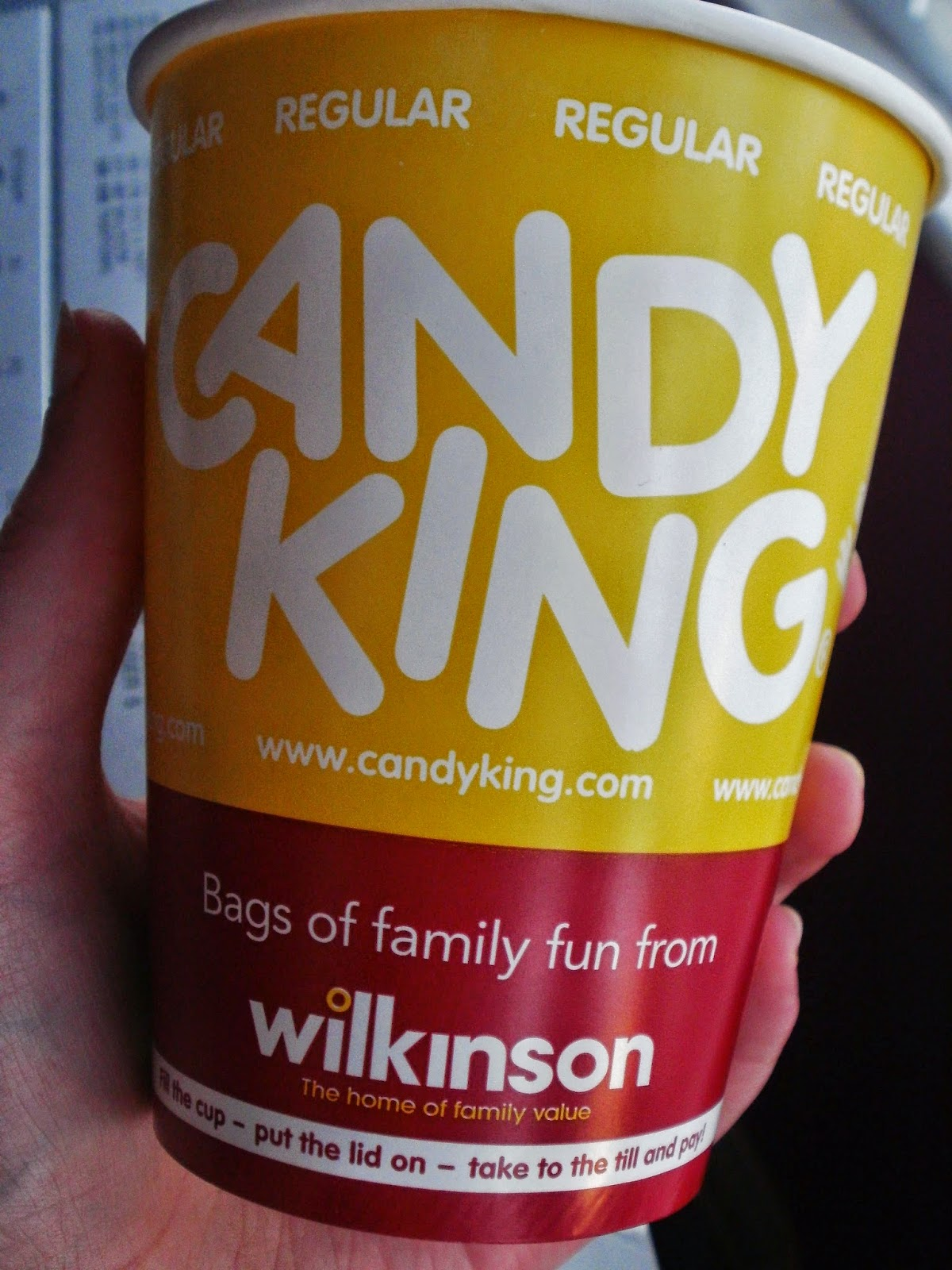 candy king sweets, pick n mix