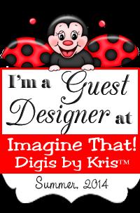 I'm a Summer Guest Designer