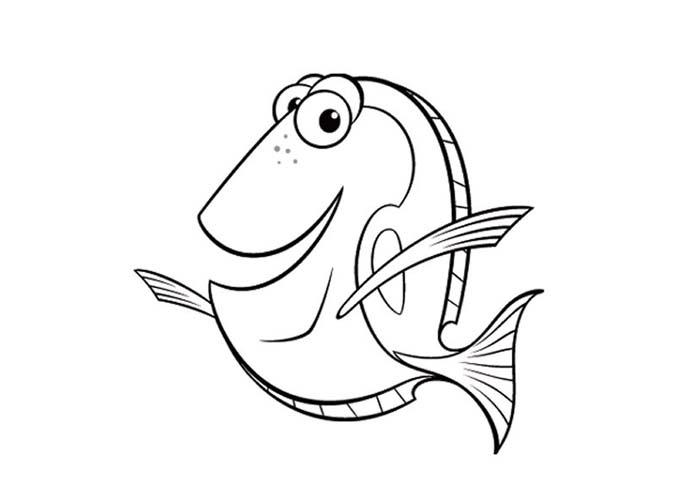 Cubalah Melukis Ikan Yang Berikut
