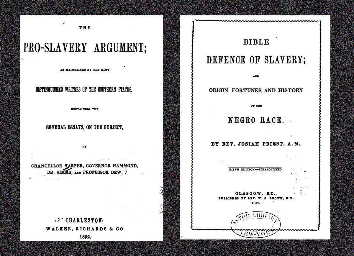 a distinguished slave essay